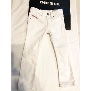 ディーゼル(DIESEL)のディーゼル キッズホワイトデニム36(パンツ)