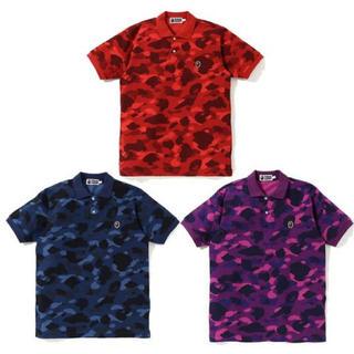 アベイシングエイプ(A BATHING APE)のBAPE COLOR CAMO ONE POINT TEE(Tシャツ/カットソー(半袖/袖なし))