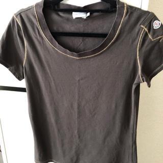 モンクレール(MONCLER)のレディースモンクレTシャツ(Tシャツ(半袖/袖なし))