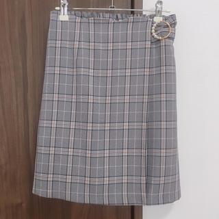マジェスティックレゴン(MAJESTIC LEGON)のチェック スカート(ミニスカート)