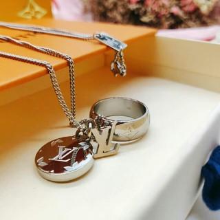 ルイヴィトン(LOUIS VUITTON)の美品 Louis Vuittonルイヴィトン ネックレス (ネックレス)