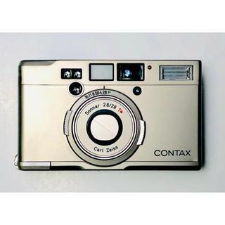 キョウセラ(京セラ)のコンタックス Contax Tix APSフィルム機(フィルムカメラ)