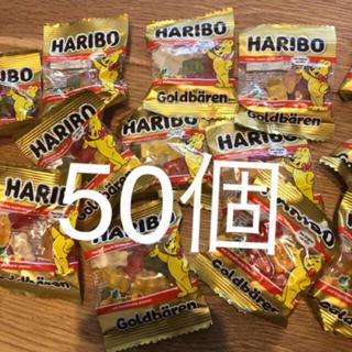 コストコ - ハリボー グミ ミニ 50個 ゴールデンベア HARIBO