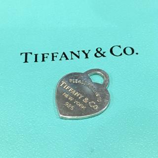 ティファニー(Tiffany & Co.)のティファニー Tiffany & Co. ペンダントトップ RETURN TO(その他)