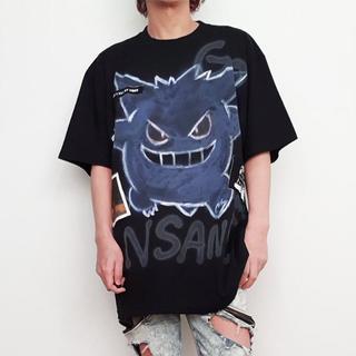 LGB - guernika ゲルニカ ビッグ Tシャツ ポケモン ゲンガー