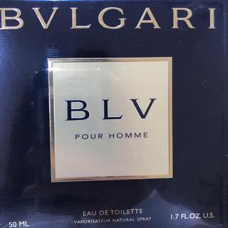 ブルガリ(BVLGARI)のBVLGARI ブルー ブルガリ プールオム オード トワレ(香水(男性用))