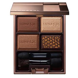 LUNASOL - 【 新品未開封 】02 Chocolat Amer ルナソル ショコラアイズ