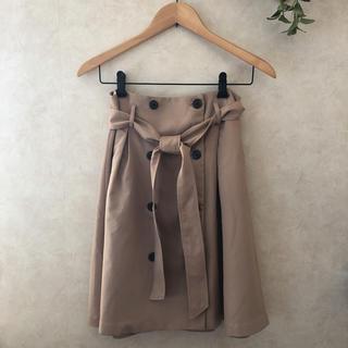 しまむら - トレンチスカート