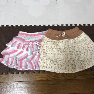 ビケット(Biquette)のピケット  スカート2枚セット(スカート)