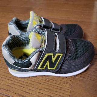 ニューバランス(New Balance)の美品 ニューバランス 17㎝(スニーカー)