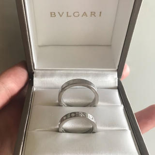 size 40 98065 005e9 BVLGARI ペアリング