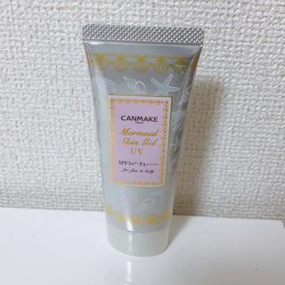 キャンメイク(CANMAKE)のキャンメイク マーメイドスキンジェUV 01(日焼け止め/サンオイル)
