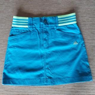 adidas - アディダス ゴルフ用スカート アンダーパンツつき  サイズ S