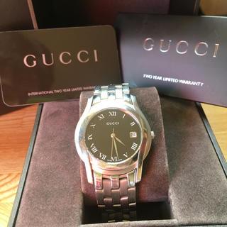 グッチ(Gucci)のGUCCI グッチ 5500M (腕時計(アナログ))