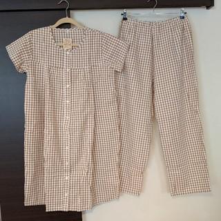 MUJI (無印良品) - 未使用・無印良品 授乳もできるパジャマ 半袖