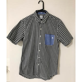 グラニフ(Design Tshirts Store graniph)のグラニフ ギンガムチェック シャツ(シャツ/ブラウス(半袖/袖なし))
