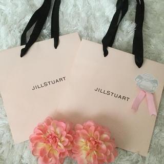 ジルスチュアート(JILLSTUART)のJILLSTUART ジルスチュアート ピンクの可愛い袋(その他)