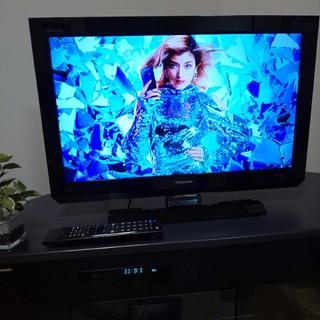 東芝 - ●訳あり●東芝 REGZA 26型液晶テレビ/Blu-ray/DVDドライブ内蔵