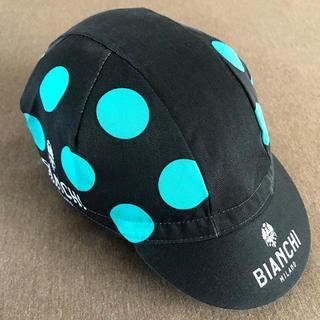 ビアンキ(Bianchi)のBianchi ドット キャップ(ウエア)