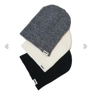 MIRROR9 薄手 ニット帽