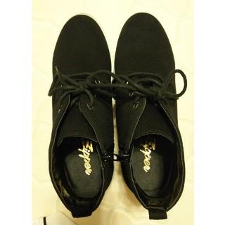 スニーカー ショート ブーツ