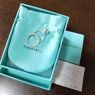 ティファニー(Tiffany & Co.)のTIFFANY ティファニー ハードウェア リング 指輪(リング(指輪))