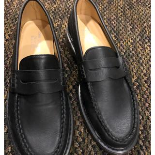 ドクターマーチン(Dr.Martens)のローファー牛革(ローファー/革靴)