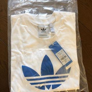 アディダス(adidas)のアディダスオリジナルス トレフォイ Tシャツ 白(Tシャツ/カットソー(半袖/袖なし))