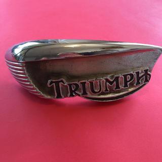 トリンプ(Triumph)のヴィンテージ レア 英国製 トライアンフ Triumph バックル(ベルト)