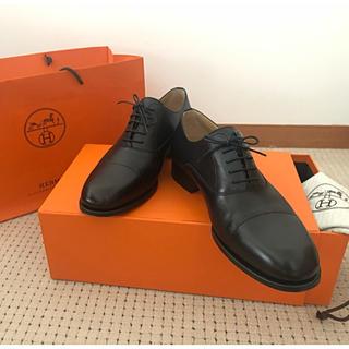 エルメス(Hermes)のHermes 革靴 サイズ42(ドレス/ビジネス)