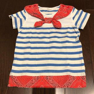 キッズズー(kid's zoo)のTシャツ♡子供服♡kids zoo♡95(Tシャツ/カットソー)