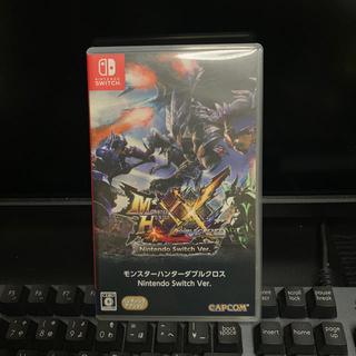 Nintendo Switch - 中古 モンスターハンターダブルクロス Nintendo Switch Ver.