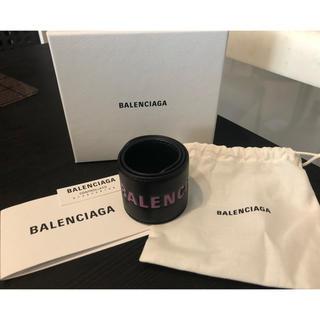バレンシアガ(Balenciaga)のバレンシアガ レザー ブレスレット(ブレスレット/バングル)