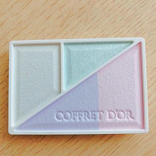 コフレドール(COFFRET D'OR)のコフレドール モードコントロール フェイスカラー(フェイスパウダー)