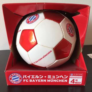 アディダス(adidas)のバイエルン サッカーボール(ボール)