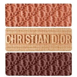 Christian Dior - Dior ディオール トリオ アイシャドウ コーラルキャンバス
