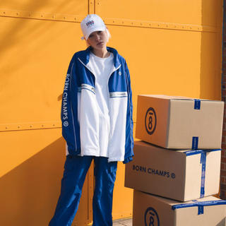 adidas - BORN CHAMPS two line jacket