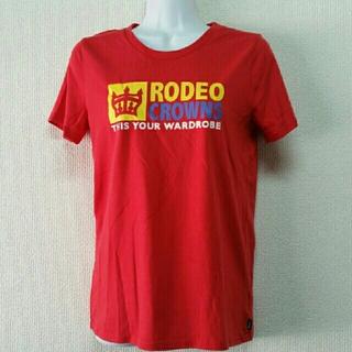 ロデオクラウンズワイドボウル(RODEO CROWNS WIDE BOWL)のRCWB  Tシャツ(Tシャツ(半袖/袖なし))
