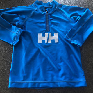 ヘリーハンセン(HELLY HANSEN)のヘリーハンセン 男の子用 ラッシュガード 110(水着)