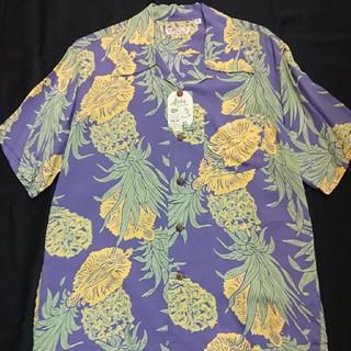 サンサーフ(Sun Surf)の新品 サンサーフ ハワイアンシャツ パイナップル ss32146(シャツ)