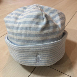 ラルフローレン(Ralph Lauren)のベビー帽子 ラルフローレン(帽子)