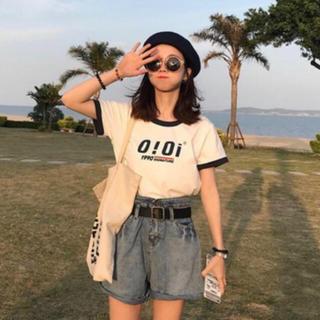 スタイルナンダ(STYLENANDA)のo!oi tシャツ(Tシャツ(半袖/袖なし))