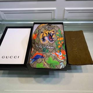 グッチ(Gucci)のGucci グッチ 帽子 キャップ 新品同様 人気 激売れ(キャップ)