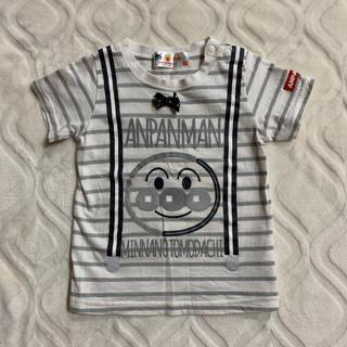 アンパンマン - アンパンマン Tシャツ グレー