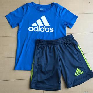 アディダス(adidas)のアディダス 上下 セット 130(ウェア)