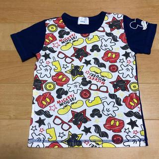 ニシマツヤ(西松屋)のミッキィー柄Tシャツ (Tシャツ/カットソー)