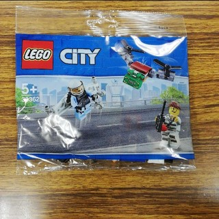 レゴ(Lego)のLEGO レゴシティ ポリス(知育玩具)