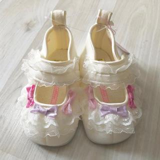 mezzo piano - メゾピアノ  ファーストシューズ 靴