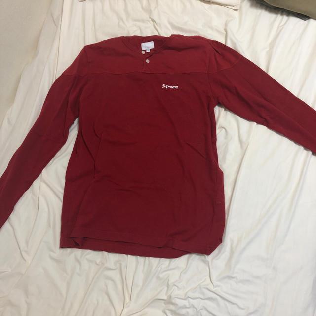 Supreme(シュプリーム)のsupreme ロンT M レディースのトップス(Tシャツ(長袖/七分))の商品写真