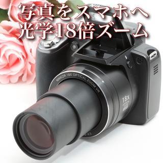 Nikon - ◆写真をスマホへ転送◆光学18倍のコンパクトカメラ◆ニコン クールピクス P80